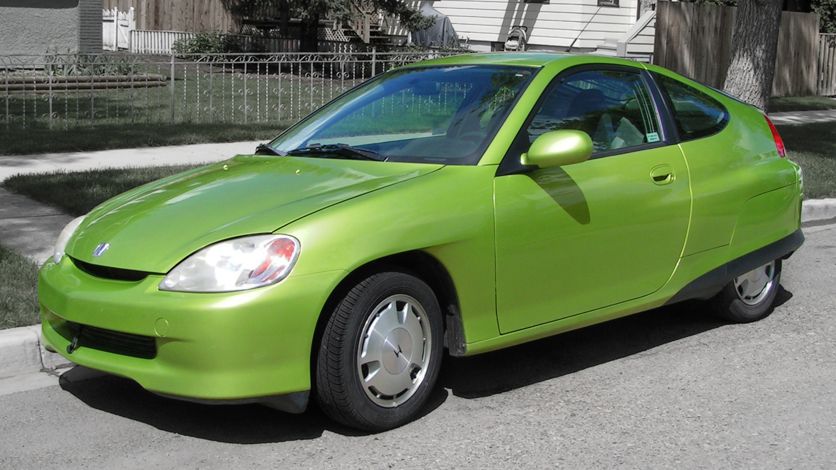 2000 Honda Insight #12
