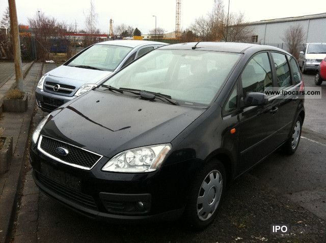 2005 Ford C-MAX #10