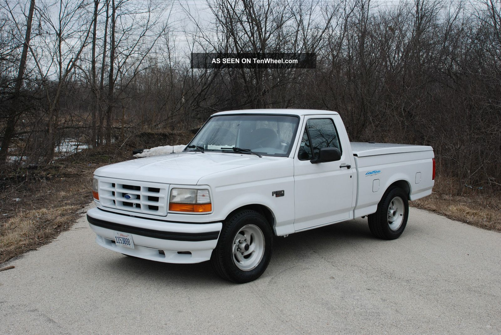 1995 Ford F-150 Svt Lightning #3