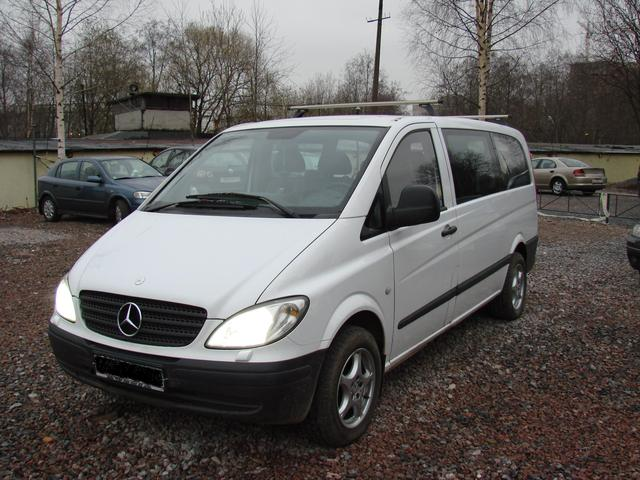 2003 Mercedes-Benz Viano #15