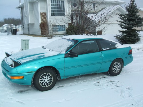1992 Ford Probe #5