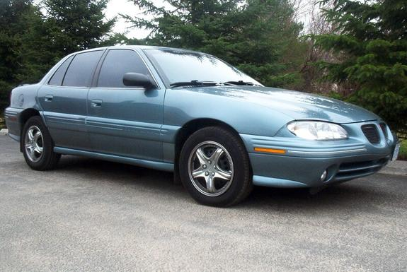 1997 Pontiac Grand Am #13