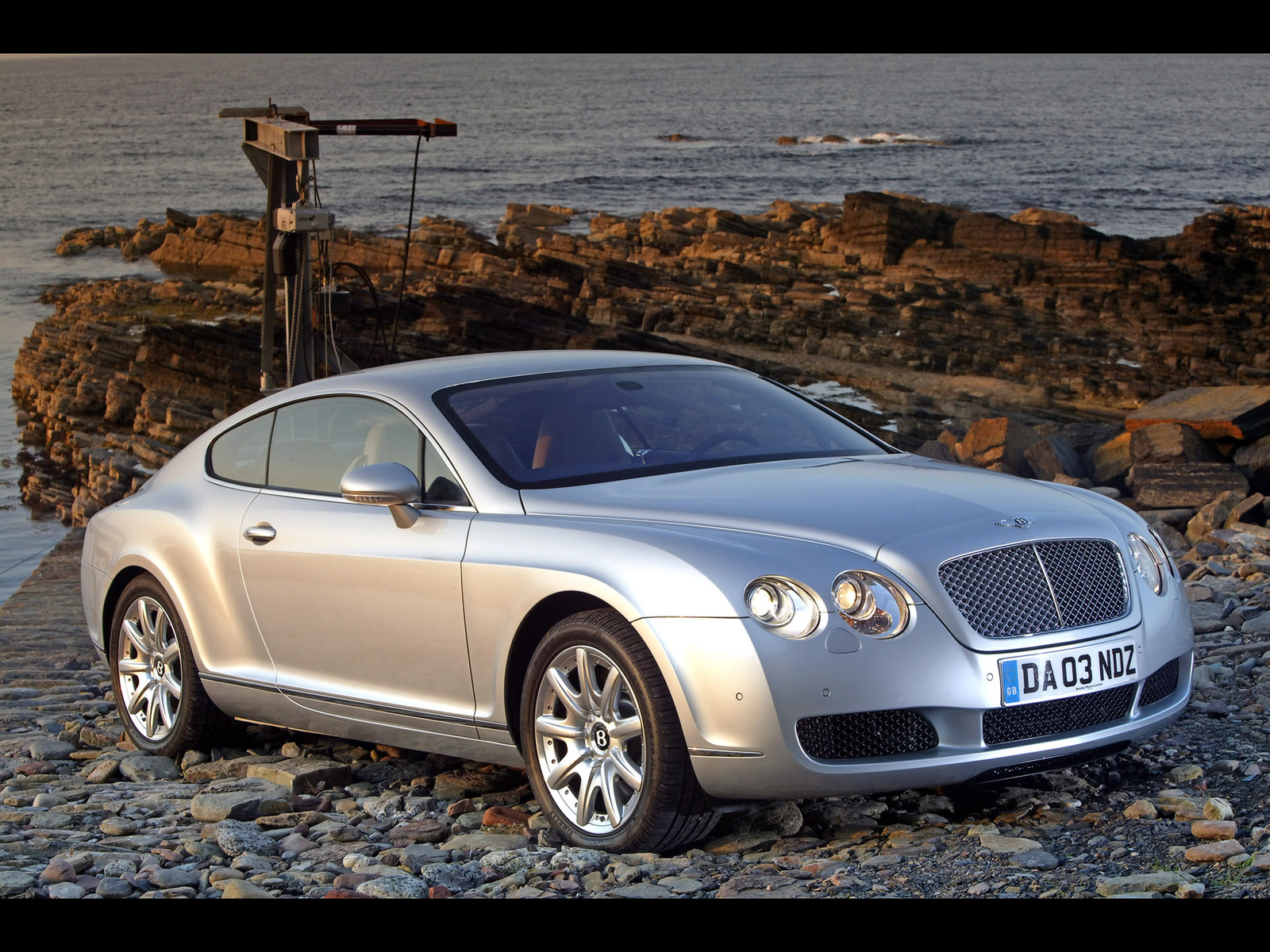 2004 Bentley Continental Gt #1
