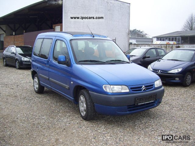 2001 Citroen Berlingo #5