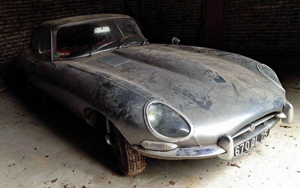 1964 Jaguar E-Type #16