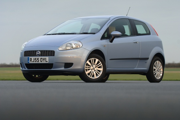 2006 fiat punto photos informations articles. Black Bedroom Furniture Sets. Home Design Ideas