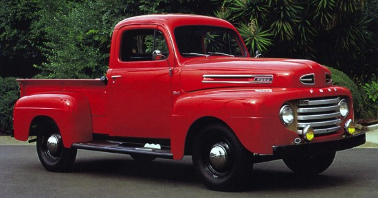 1950 Ford F #11