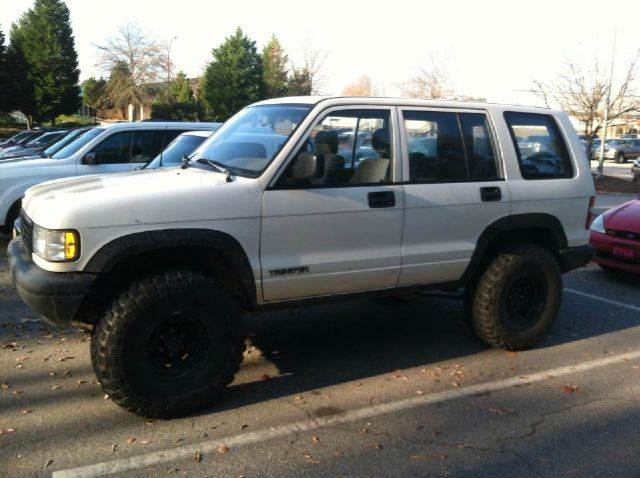 1995 Isuzu Trooper #12