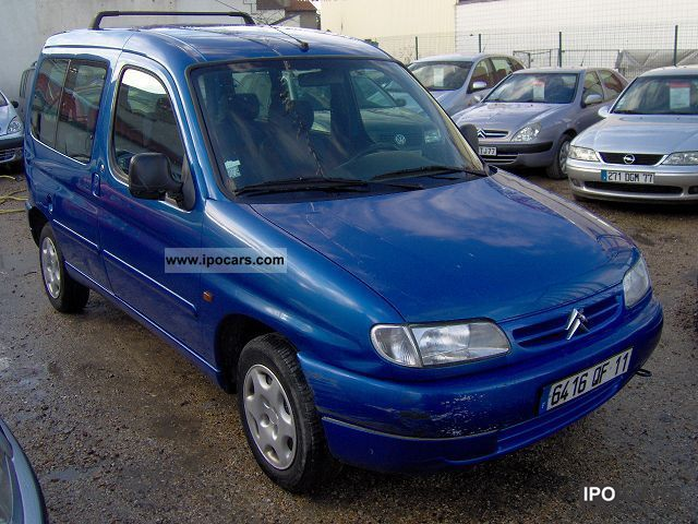 1998 Citroen Berlingo #2