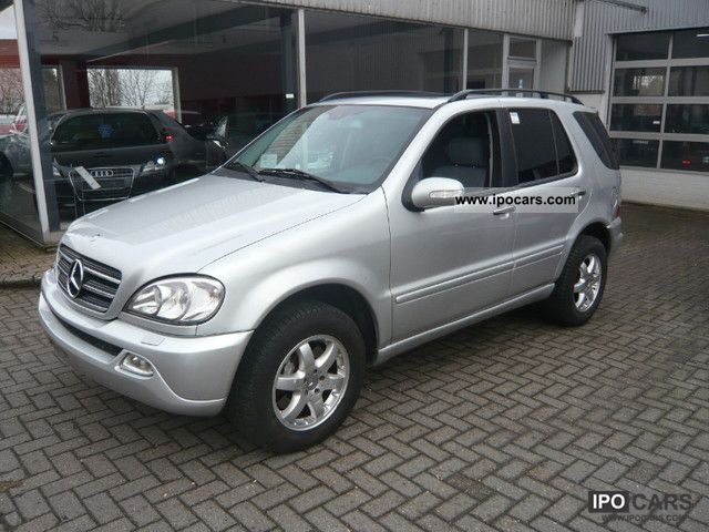 2003 Mercedes-Benz ML #5
