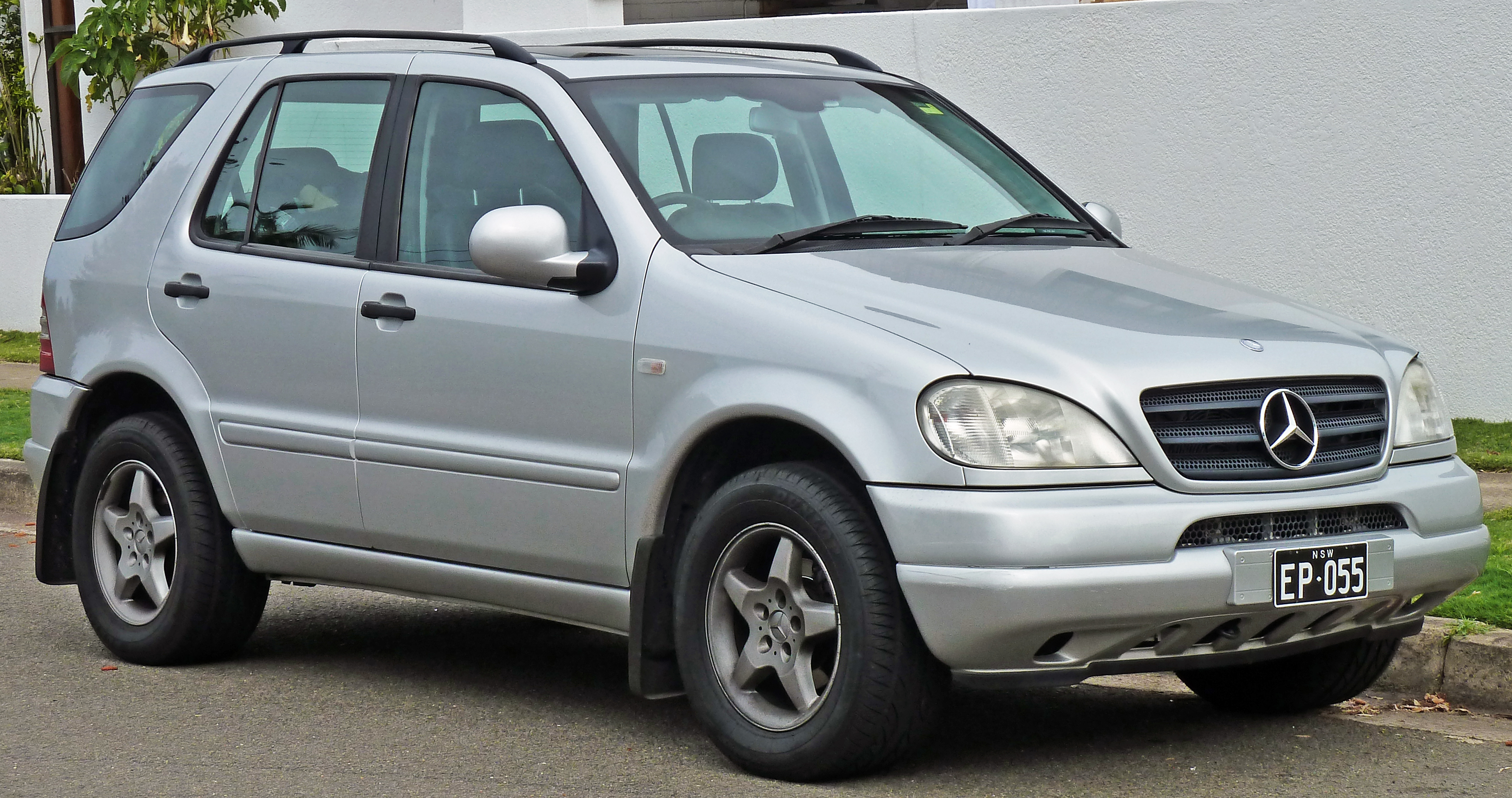 Mercedes-Benz ML #7
