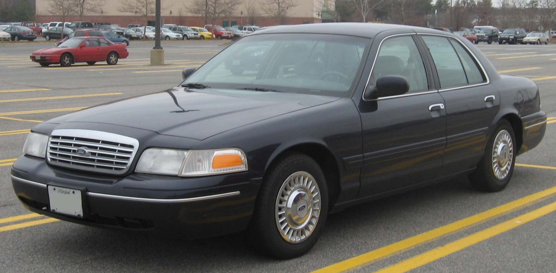 1998 Ford Crown Victoria #5