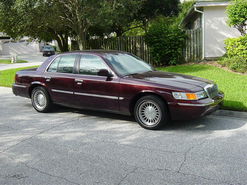 2001 Mercury Grand Marquis #9