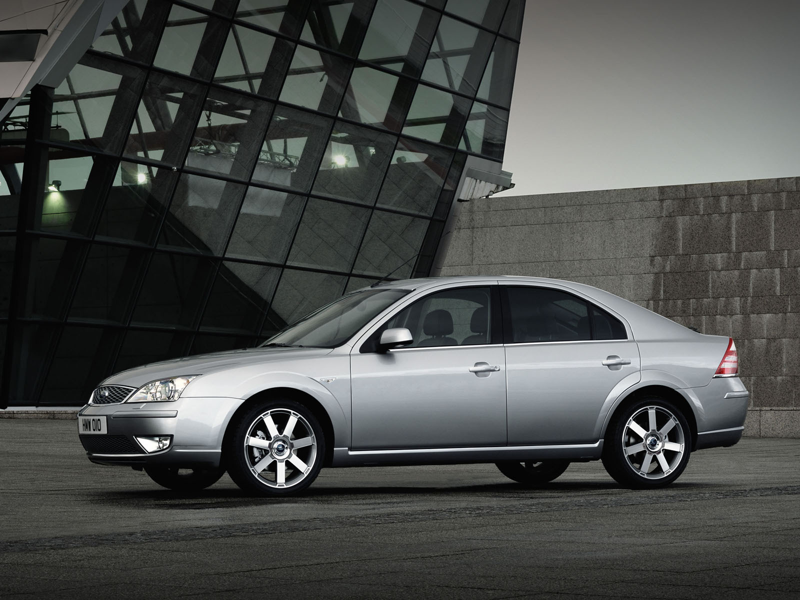2005 Ford Mondeo #9