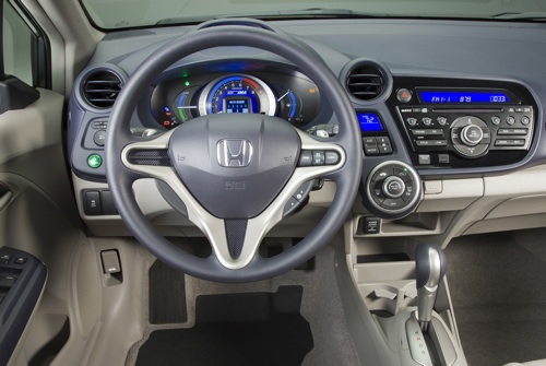 2010 Honda Insight #11