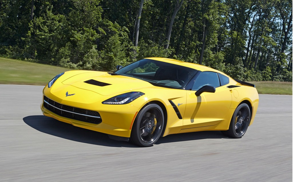 Chevrolet Corvette Stingray #9