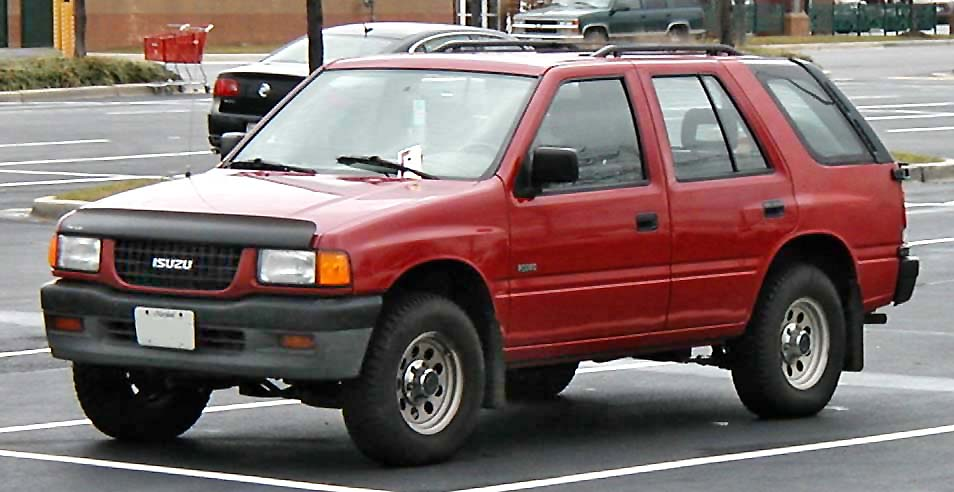 Isuzu Rodeo #10