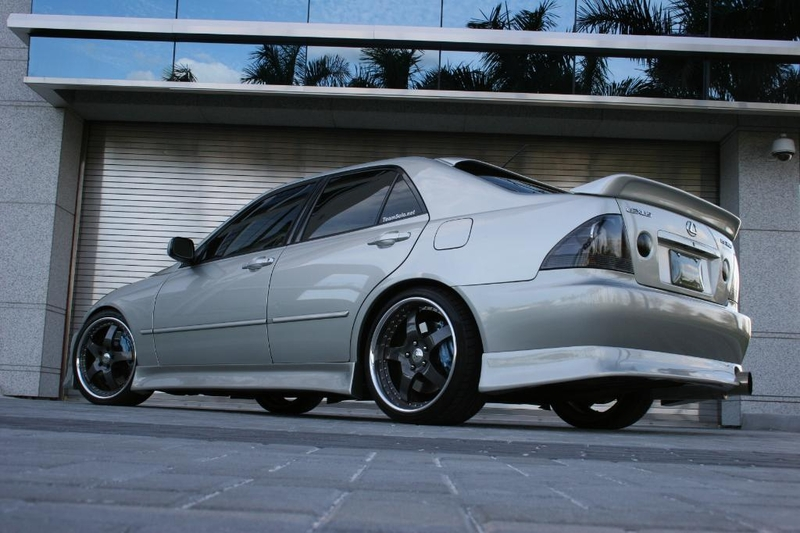 Lexus Is 300 #15