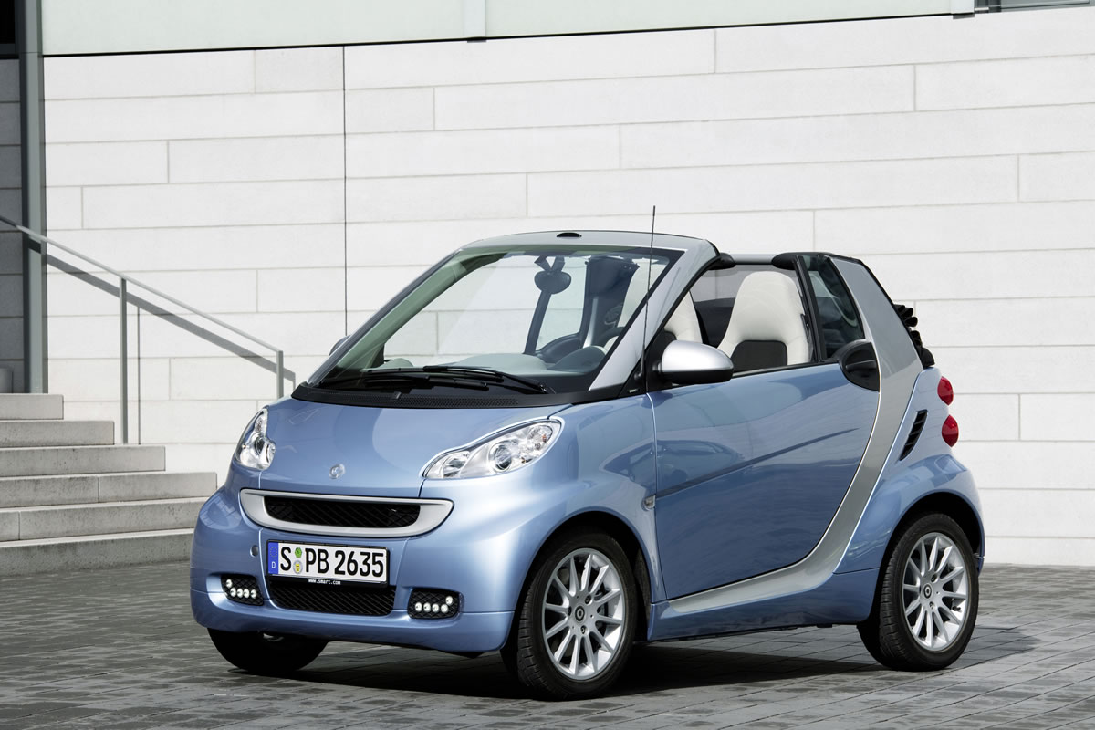 2010 Smart Fortwo #5
