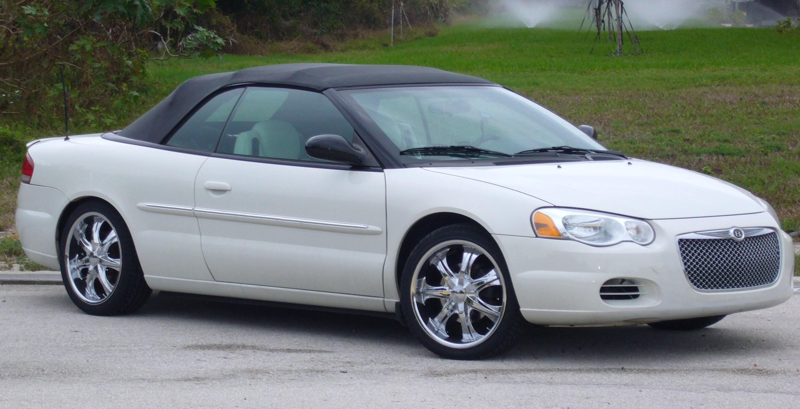 2004 Chrysler Sebring #7