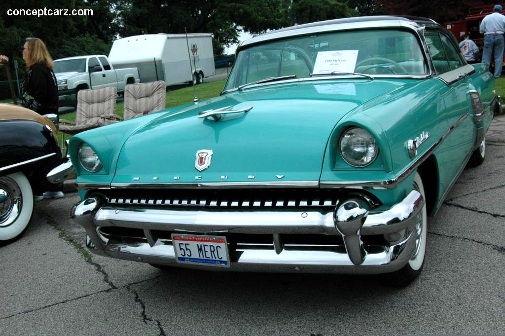 1954 Mercury Montclair #12
