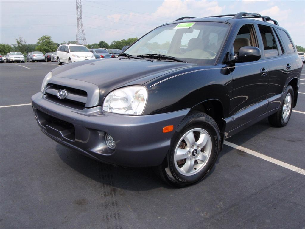 2001 hyundai santa fe photos informations articles. Black Bedroom Furniture Sets. Home Design Ideas