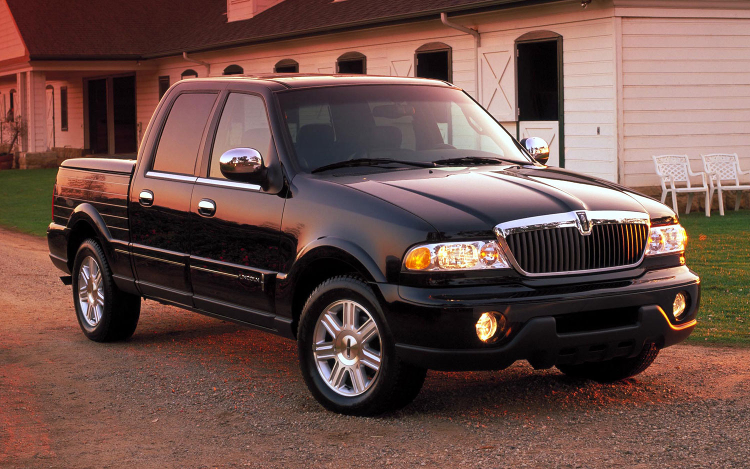 2002 Lincoln Blackwood #1