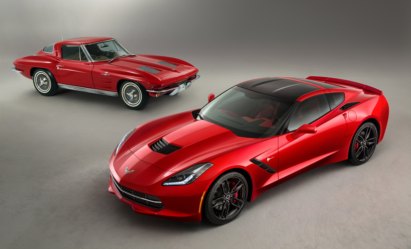 Chevrolet Corvette Stingray #13