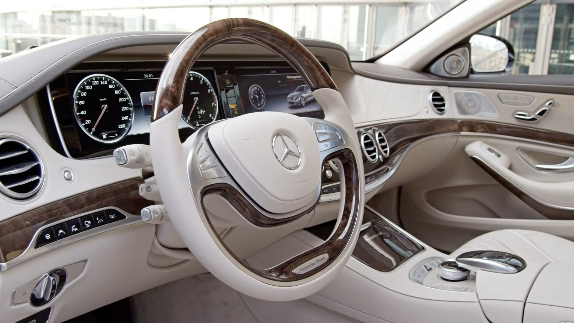 2016 Mercedes-Benz Maybach #6