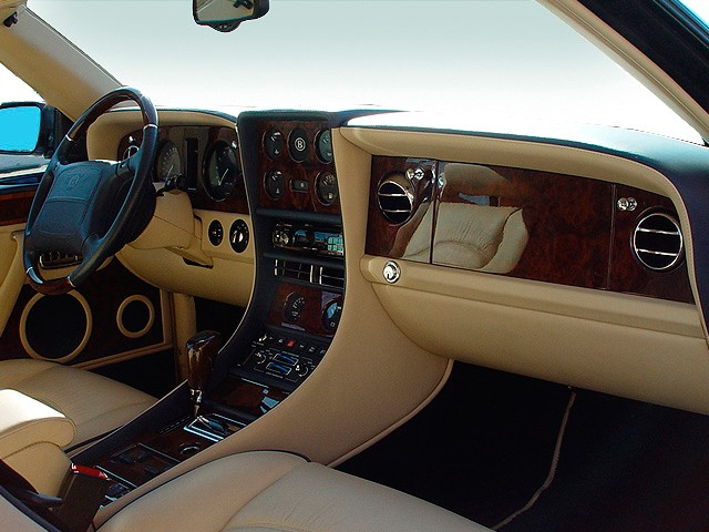 2003 Bentley Azure #6