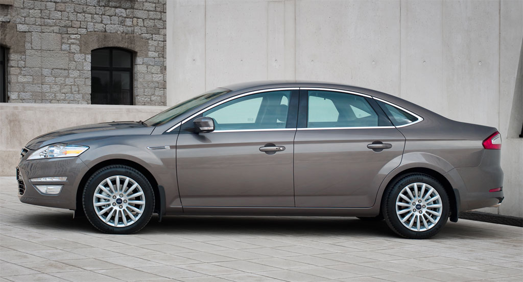 2011 Ford Mondeo #4