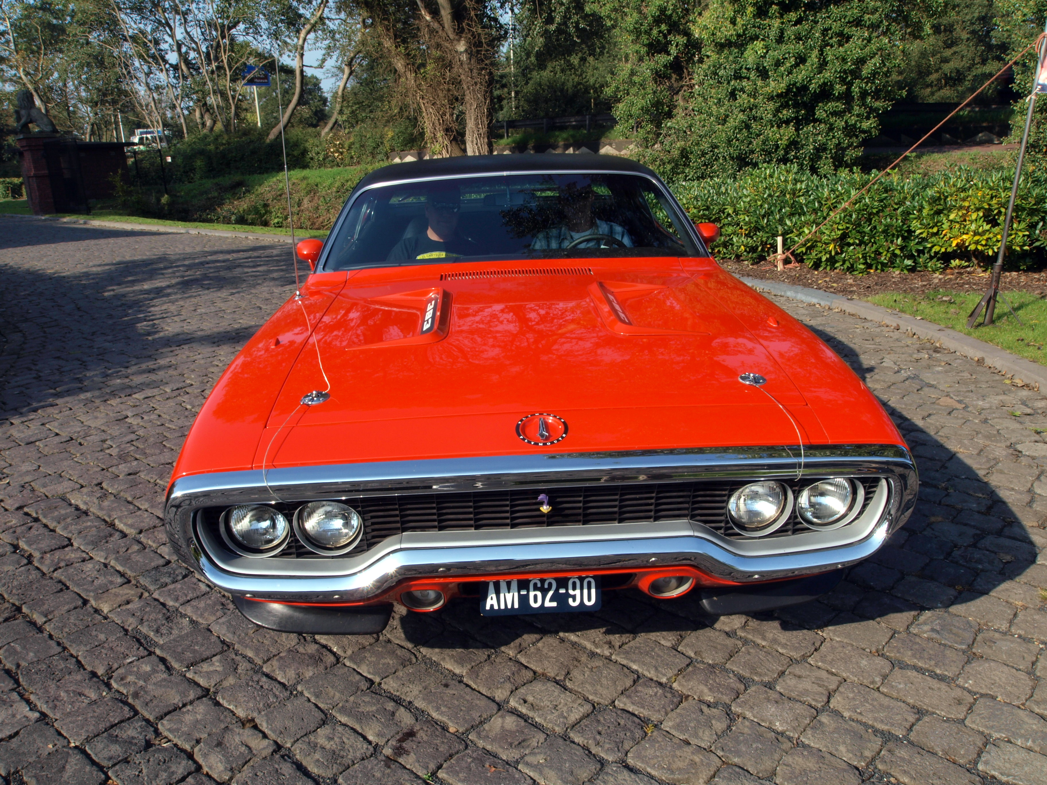 1971 Plymouth Road Runner #14