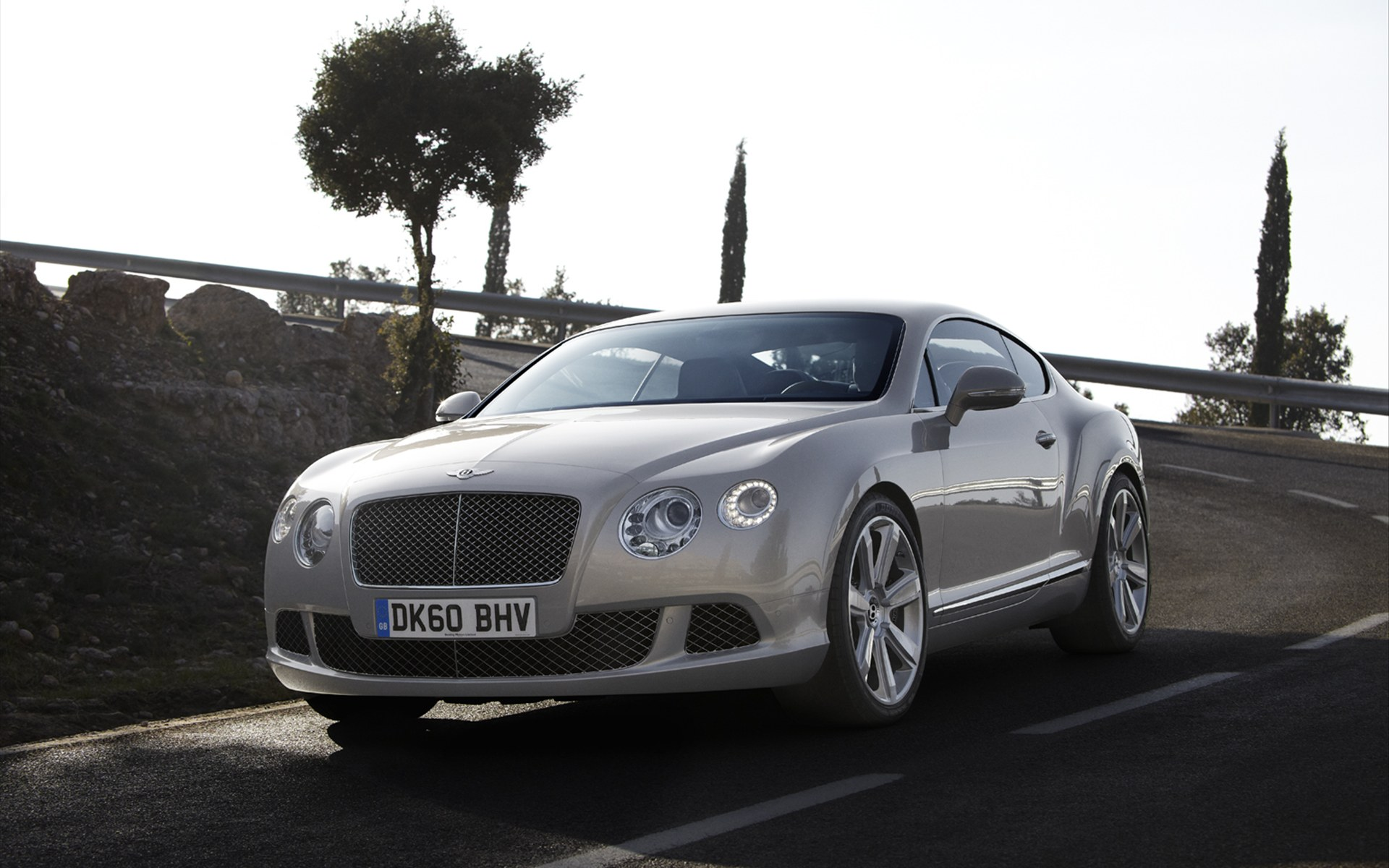 2012 Bentley Continental Gt #18