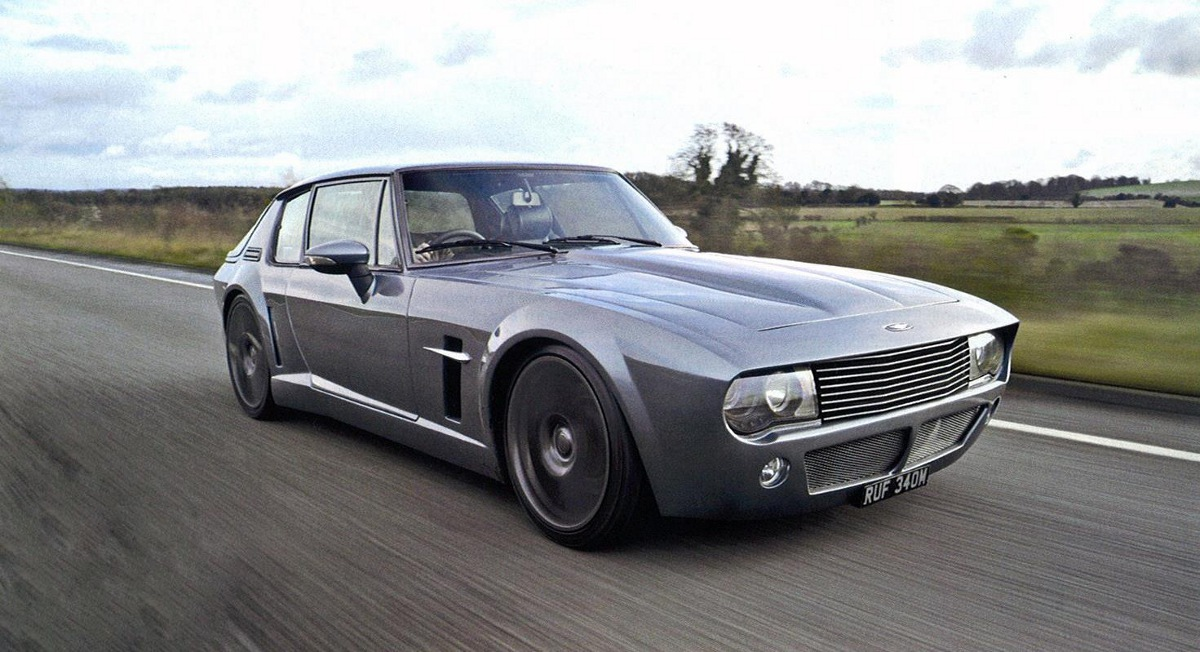Jensen Interceptor #3