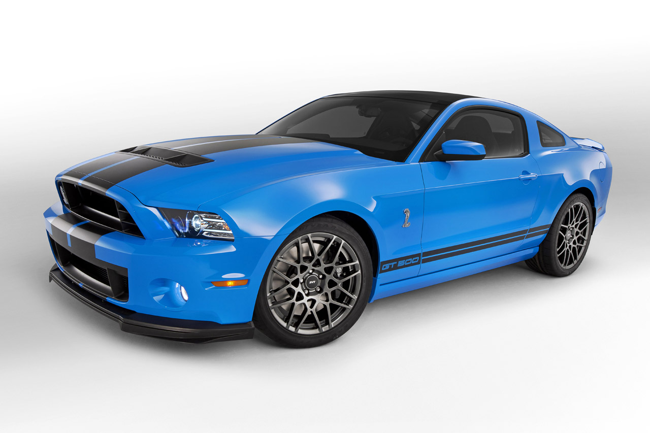 2013 Ford Shelby Gt500 #13