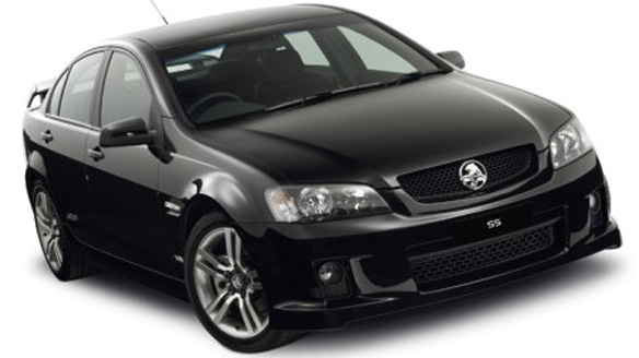 Holden Commodore #4