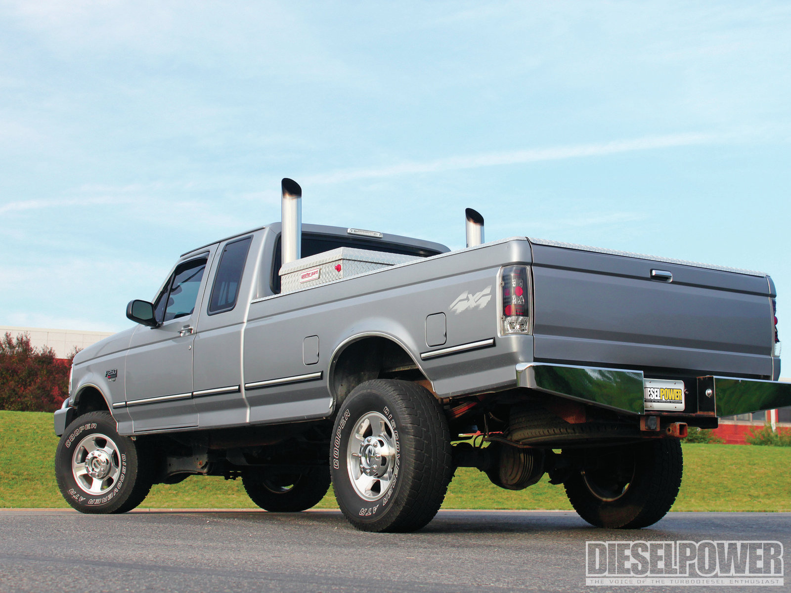 1995 Ford F-250 #17