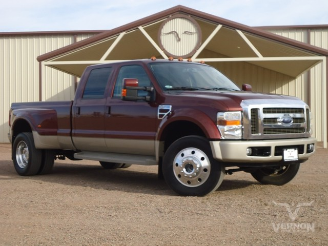 2008 Ford F-450 #10