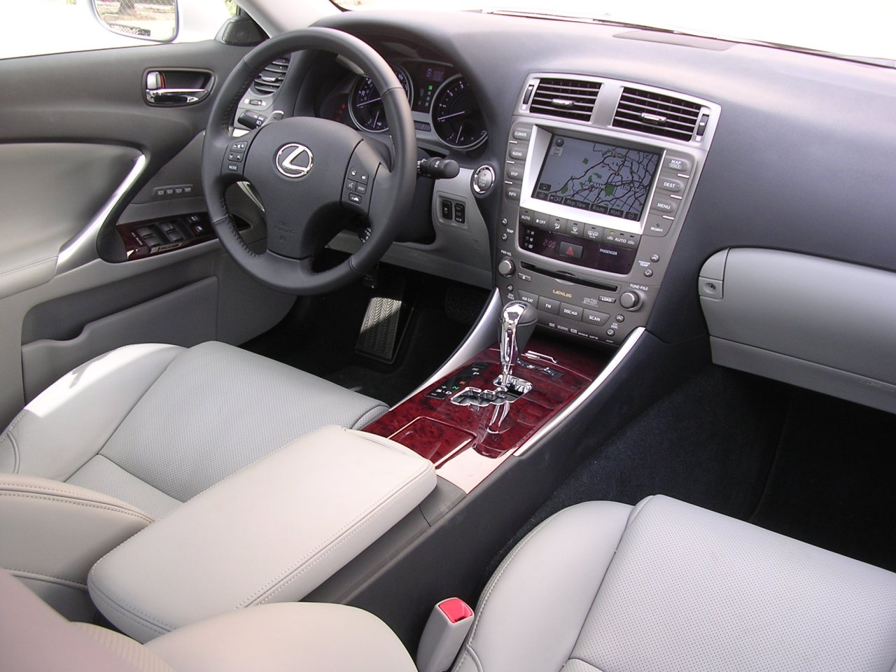 2007 Lexus Is 350 #11