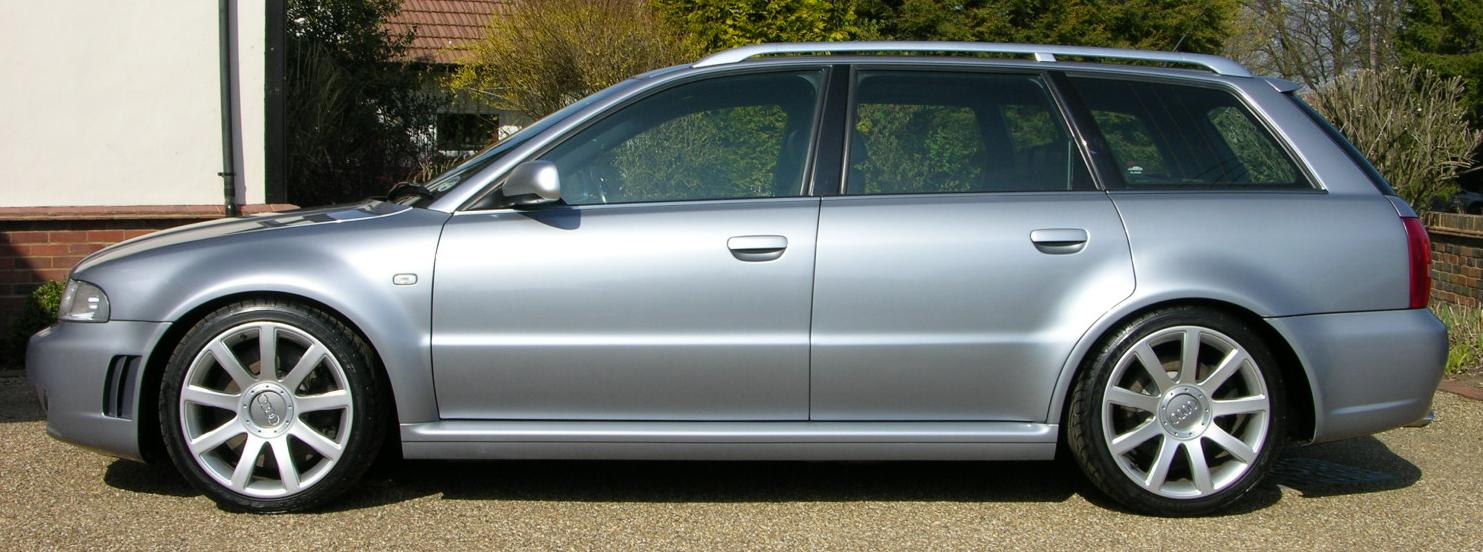 2001 Audi Rs4 Photos Informations Articles Wiring Diagrams European Type 44s Pictures To Pin On Pinterest 5