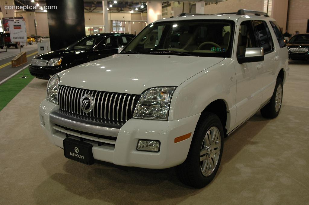 2006 Mercury Mountaineer #10