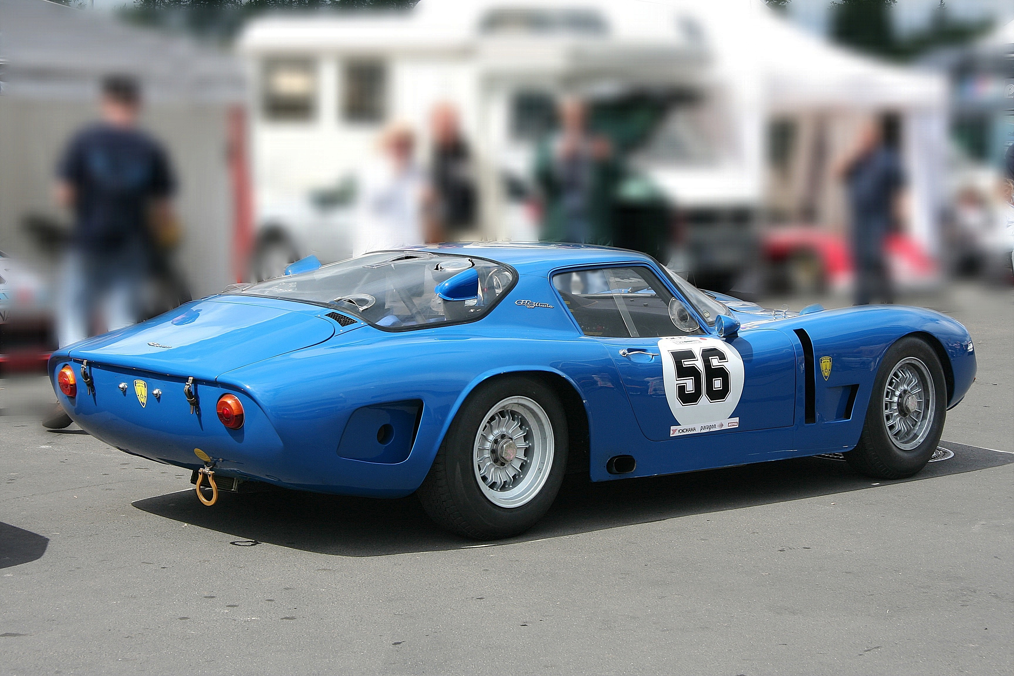 Bizzarrini  #10