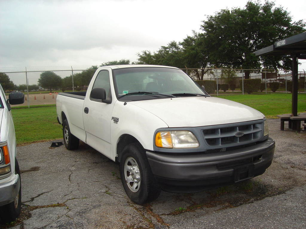 1998 Ford F-250 #2