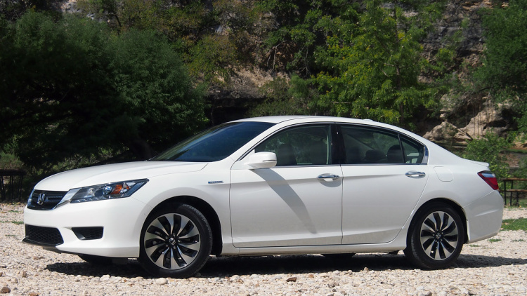 Honda Accord Hybrid #4