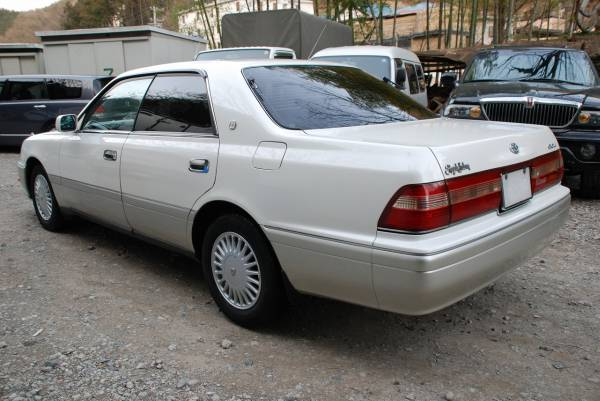 1996 Toyota Crown #4