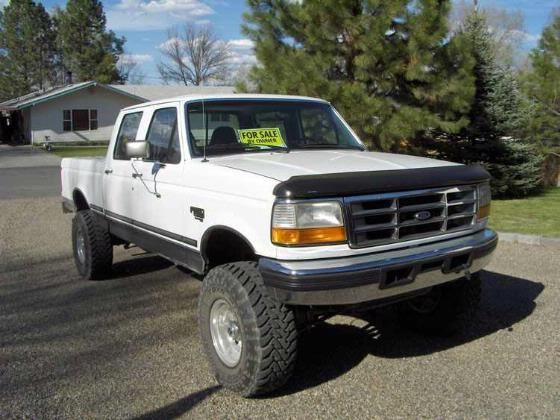 1996 Ford F-250 #9