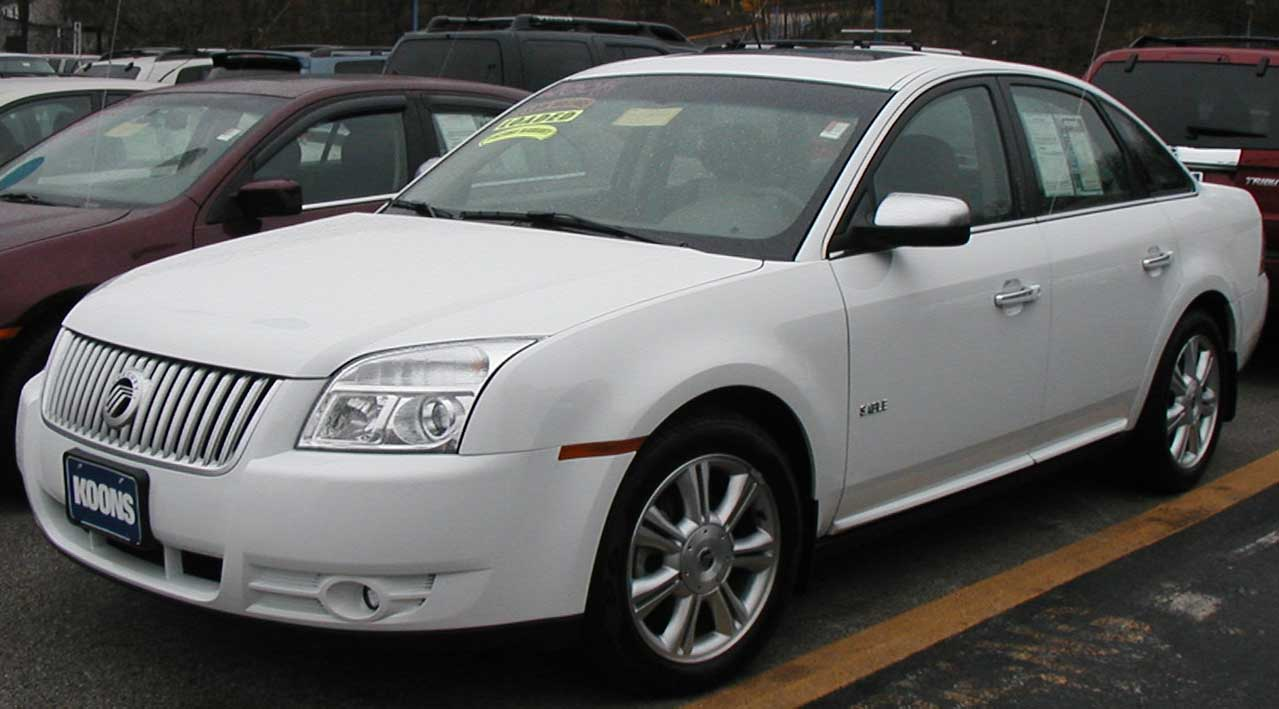2008 Mercury Sable #2