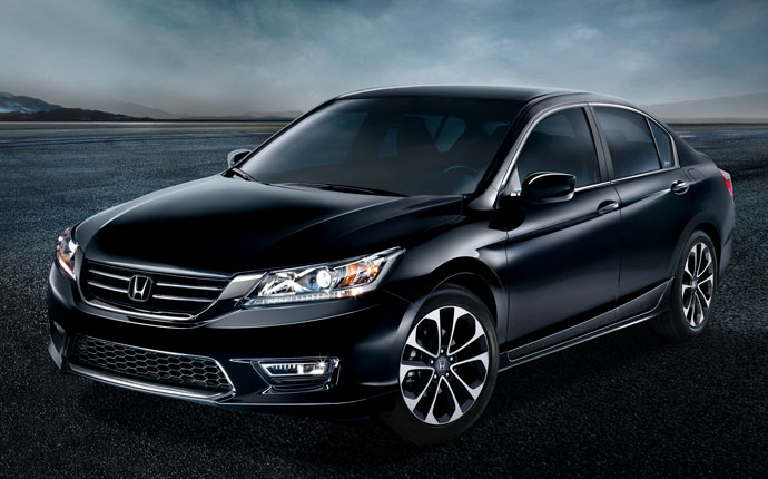 2014 Honda Accord #3