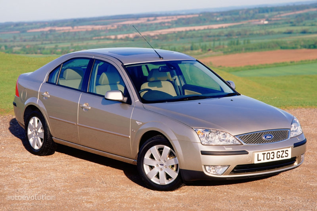 2003 Ford Mondeo #2