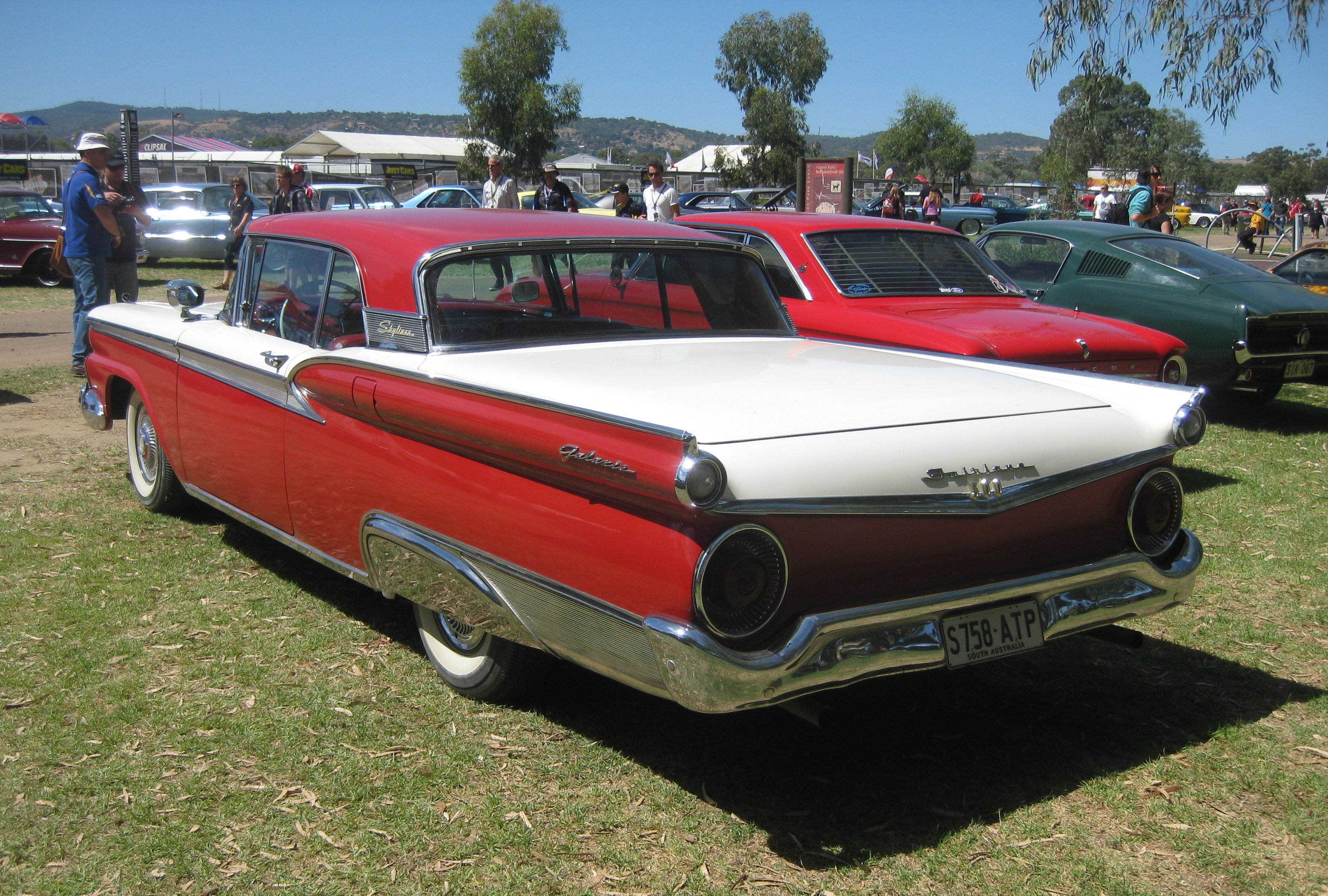 1959 Ford Galaxie Photos Informations Articles Wiring Diagram For 1960 Edsel V8 All Models 2